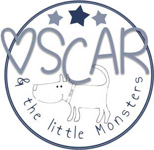 Oscar & the little Monsters-Logo